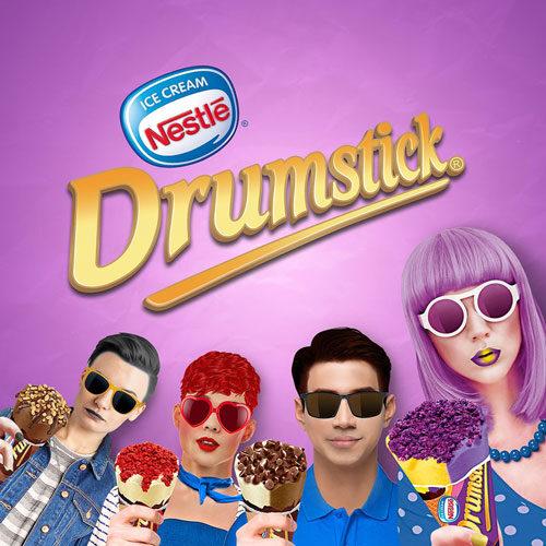 Nestle Drumstick Icone-nique